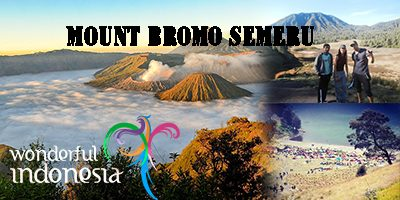 Mount Semeru Bromo Climbing Package