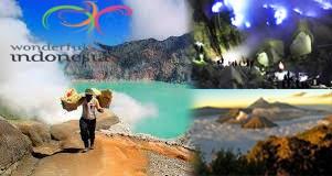 Mount Bromo Ijen Tour Package