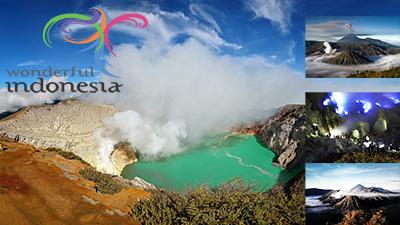 Mount Bromo Ijen Crater Tour 3D2N