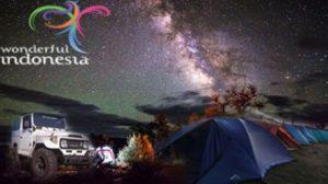 Bromo Milky Way Camping Package