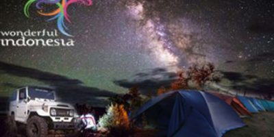 Bromo Milky Way Camping Package