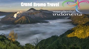 Bromo Midnight Tour From Surabaya