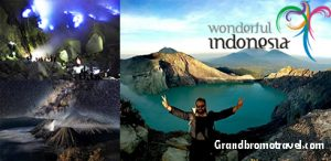 Mount Bromo Milky Way Ijen Tour