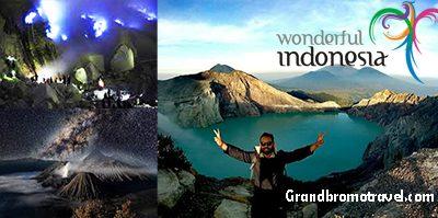 Mount Bromo Milky Way Ijen Tour 3D 2N