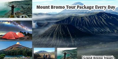 Mount Bromo Tour Package Every Day