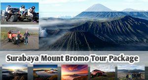 surabaya mount bromo tour package