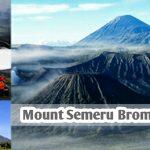 Mount Semeru Bromo Ijen Tour