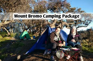 Mount Bromo Camping Package 2 Day 1 Night