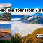 Bromo Ijen Tour From Surabaya
