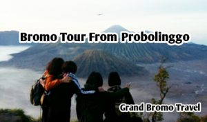 Bromo Tour From Probolinggo