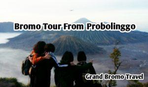 Bromo Tour From Probolinggo